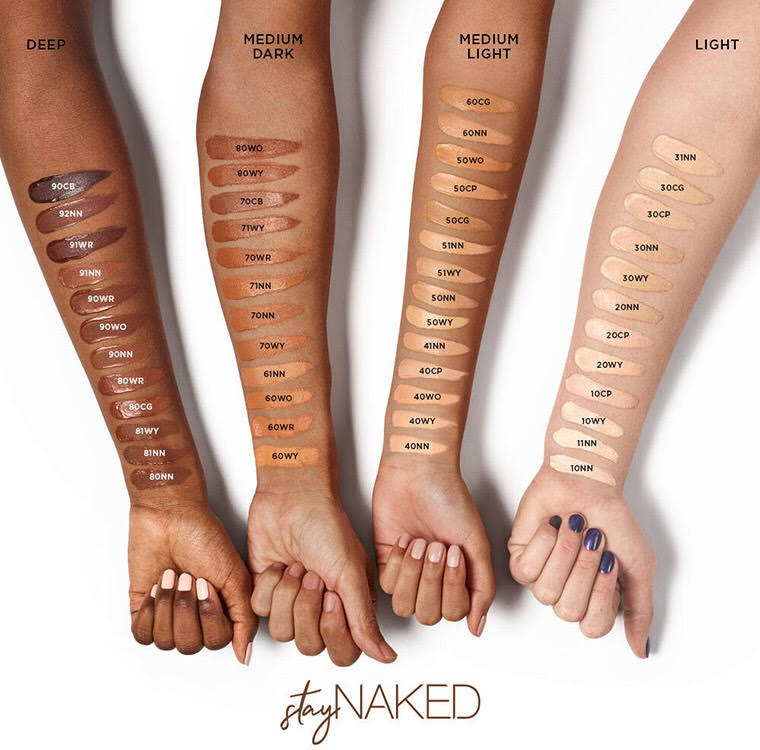 Urban Decay Naked Flushed Palettes - Native and Streak