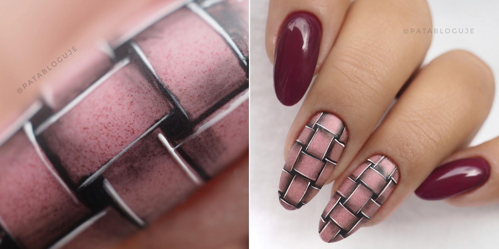jak zrobić jesienne paznokcie
