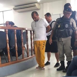 Em Guarabira, acusado de matar ex é condenado a 24 anos de prisão.
