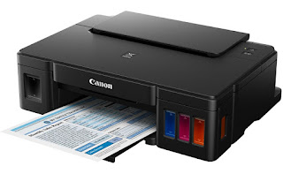 quality documents together with photographs at domicile or at piece of work Canon PIXMA G1500 Drivers Download