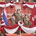 ผบช.ภ.1 ประธานพิธีเกษียณอายุราชการ ประจำปี 2564 ตำรวจภูธรจังหวัดปทุมธานี