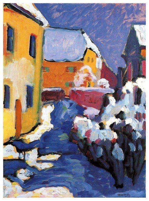Vasilij Vasiljevič Kandinski - Page 3 Wassily+Kandinsky+-+Tutt%2527Art%2540+%252817%2529