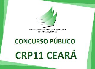 Concurso CRP-11 Ceara: Banca organizadora