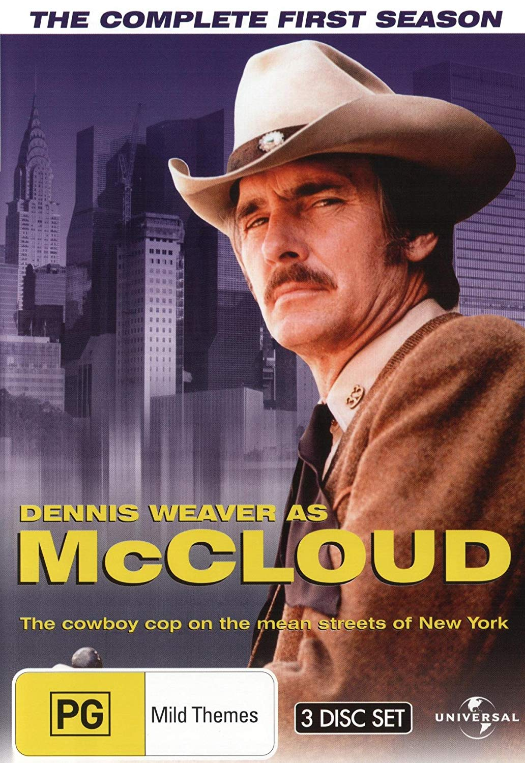 Cult TV Lounge: McCloud season 1 (1970)