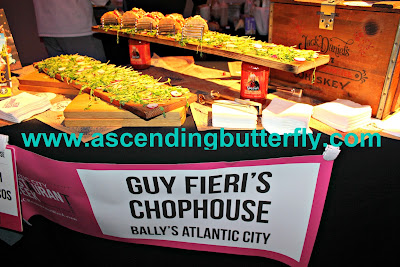 Sashimi Tuna Tacos Guy Fieri's ChopHouse, Bally's Atlantic City