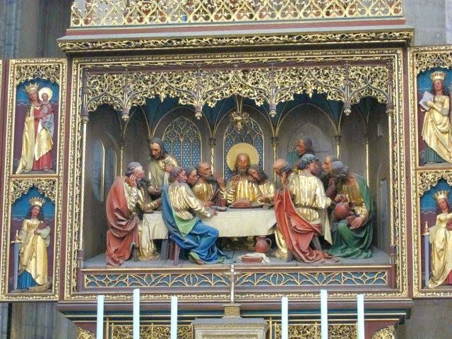 Kyrkan St. Barbara i Kutna Hora