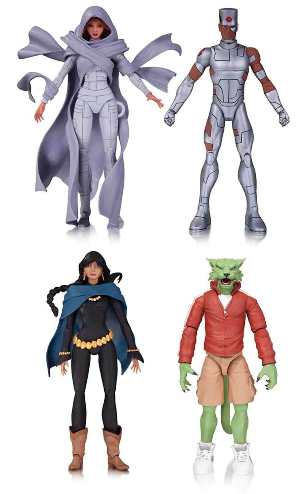 Terry Dodson Teen Titans DC Collectibles DC Comics Designer Series Earth One