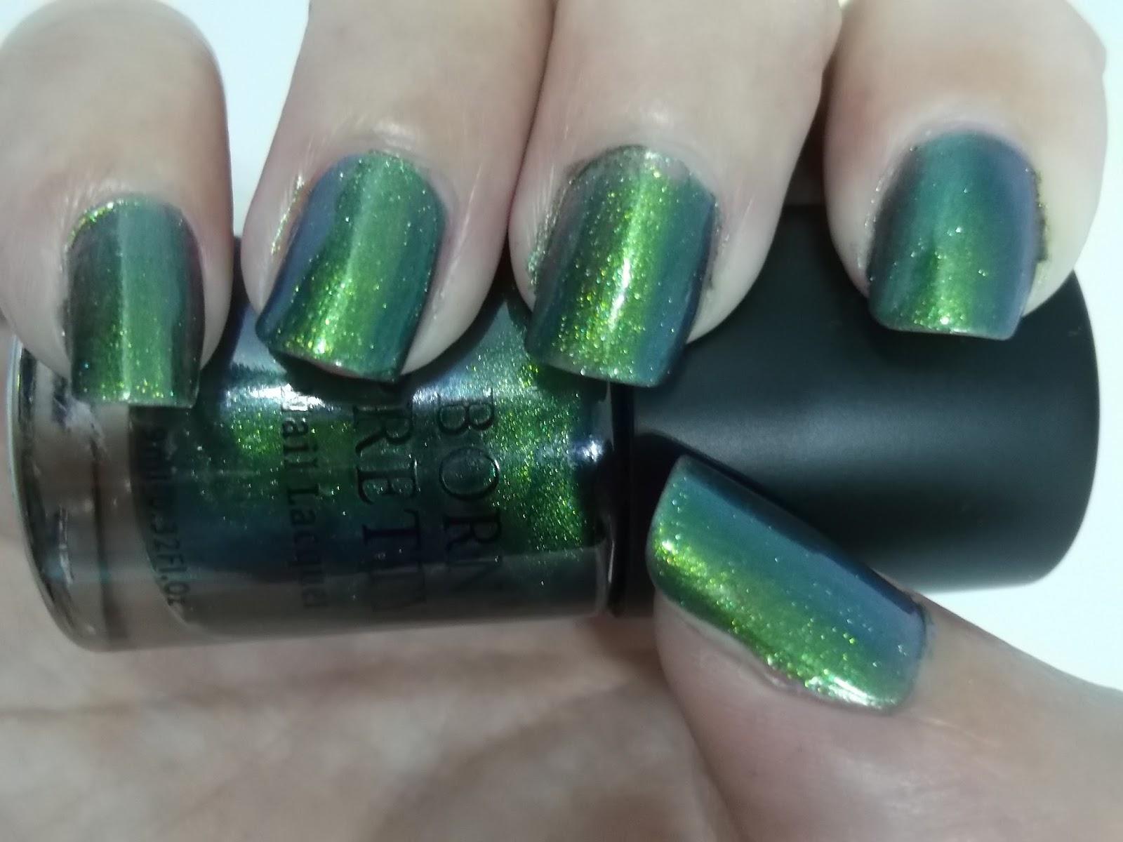 Belswan: Esmaltes de uñas de Née Jolie y manicuras