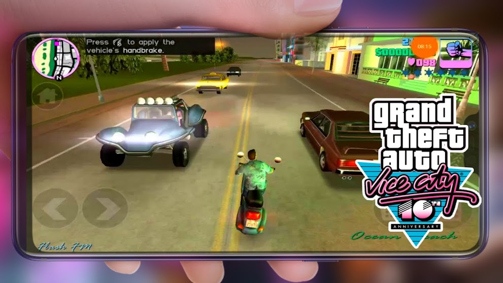 GTA Vice City APK + OBB Download For Android