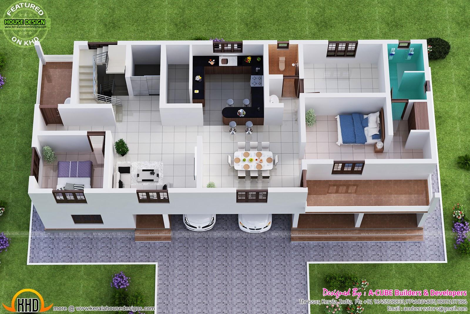 Kerala Home Design And Floor Plans