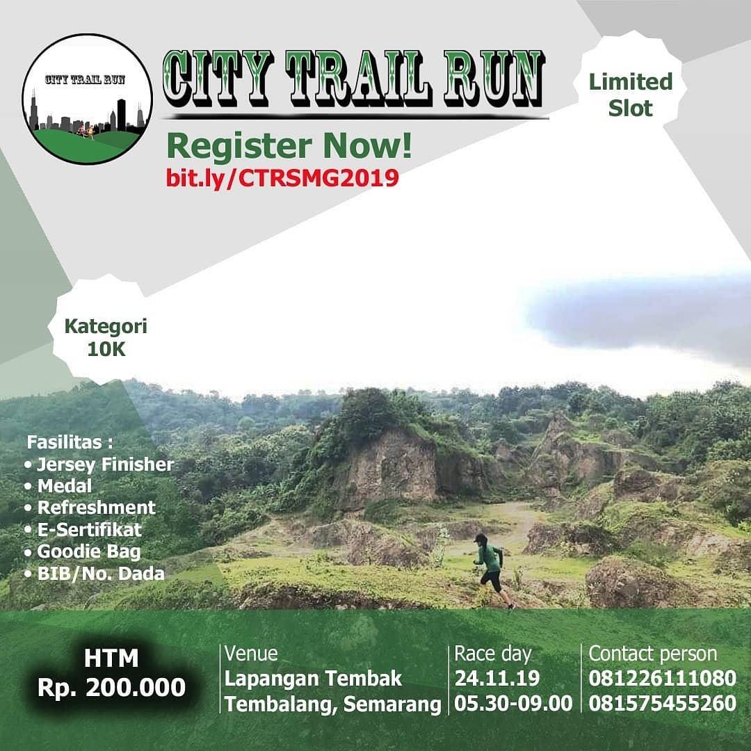 City Trail Run • 2019