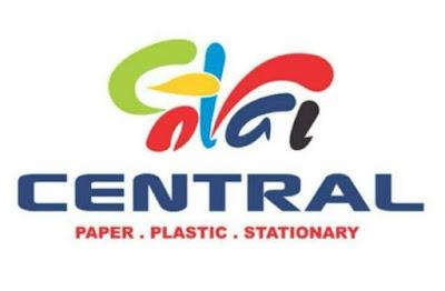 CENTRAL PAPER A STATIONERY UD Central membuka lowongan pekerjaan sebagai KASIR dengan persyaratan sebagai berikut :  Wanita  Usia max 25 thn  Pendidikan min SMA