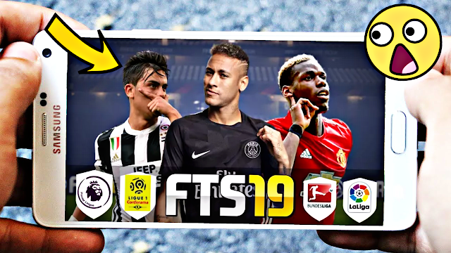 DOWNLOAD FTS 19 LATEST TRANSFERS NEW LOGOS AND 100% UPDATED TIMES