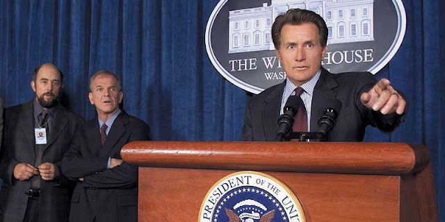 'The West Wing', series política