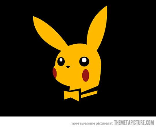 playboy pikachu