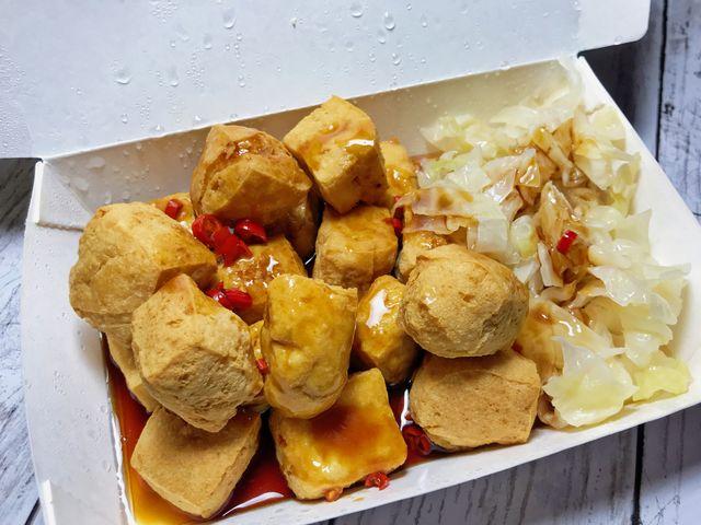 【三重】臭豆腐素麵線
