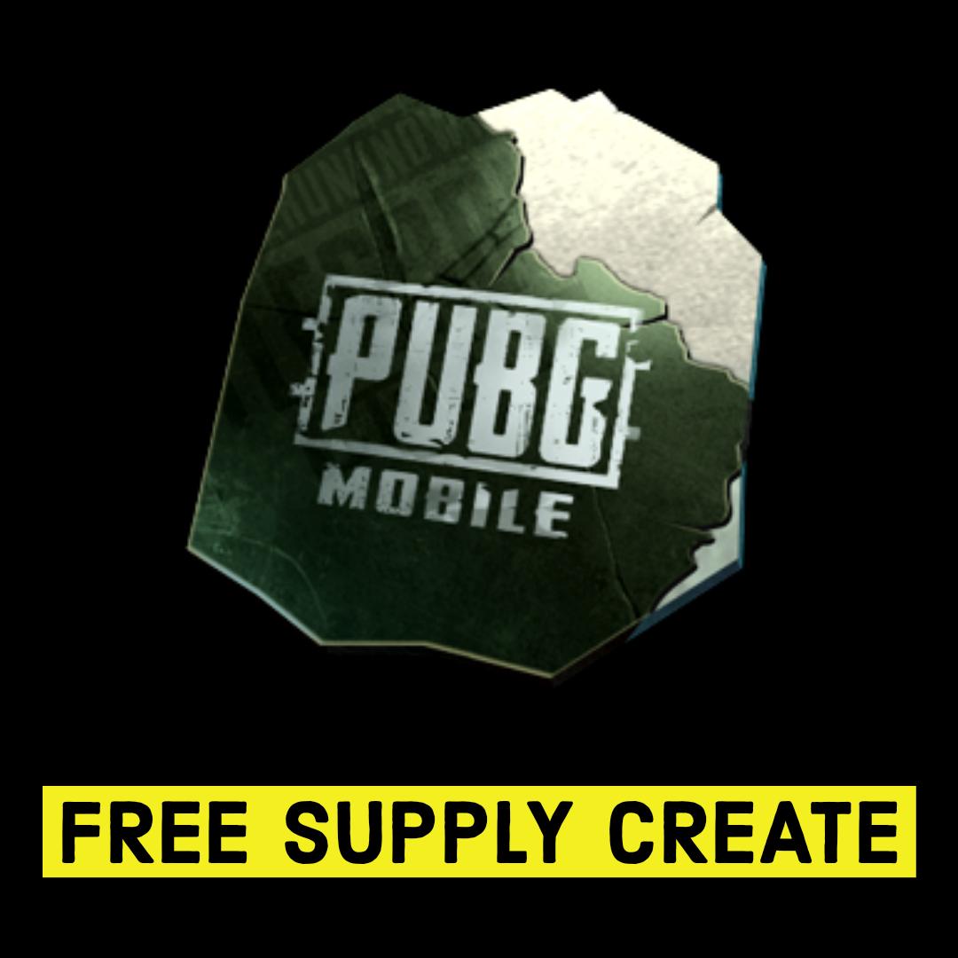 how to get free premium create in Pubg mobile