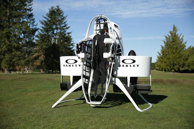 golf cart jetpack