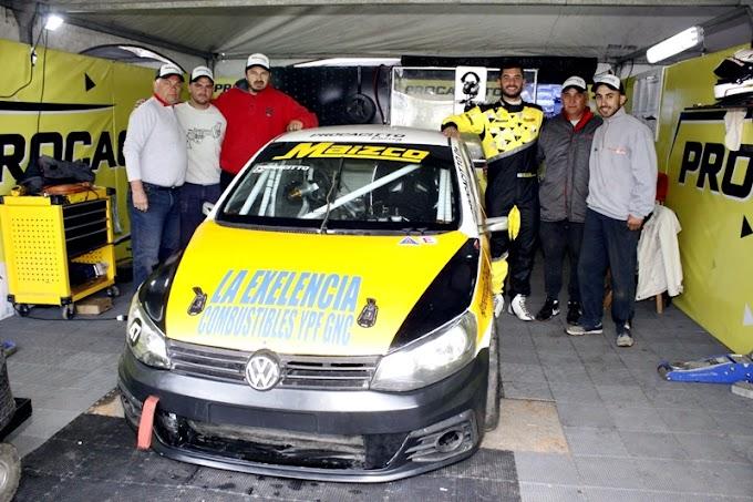 Ignacio Procacitto disputará la fecha once del Turismo Nacional Clase 2, con fe en mejorar los resultados con su Gol Trend