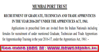 mumbai-port-trust-recruitment-2016