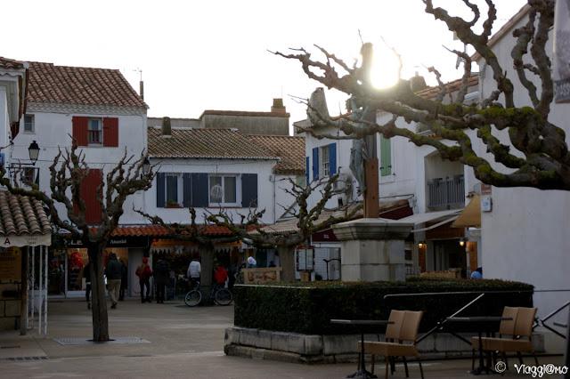 Le bianche casette di Les Saintes Maries de la Mer