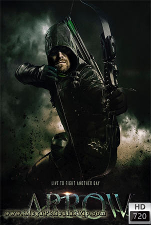 Arrow Temporada 6 [720p] [Latino-Ingles] [MEGA]