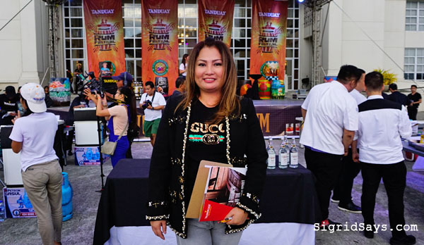 Culinaria Cooking With Rum Competition - Tanduay Rum Festival Bacolod