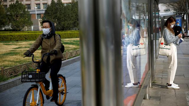 La OMS: El coronavirus no se transmite por el aire