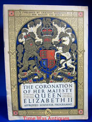 https://timewasantiques.net/collections/queen-eliabeth-ii/products/coronation-program-queen-elizabeth-ii-england-1953-programme-official-program