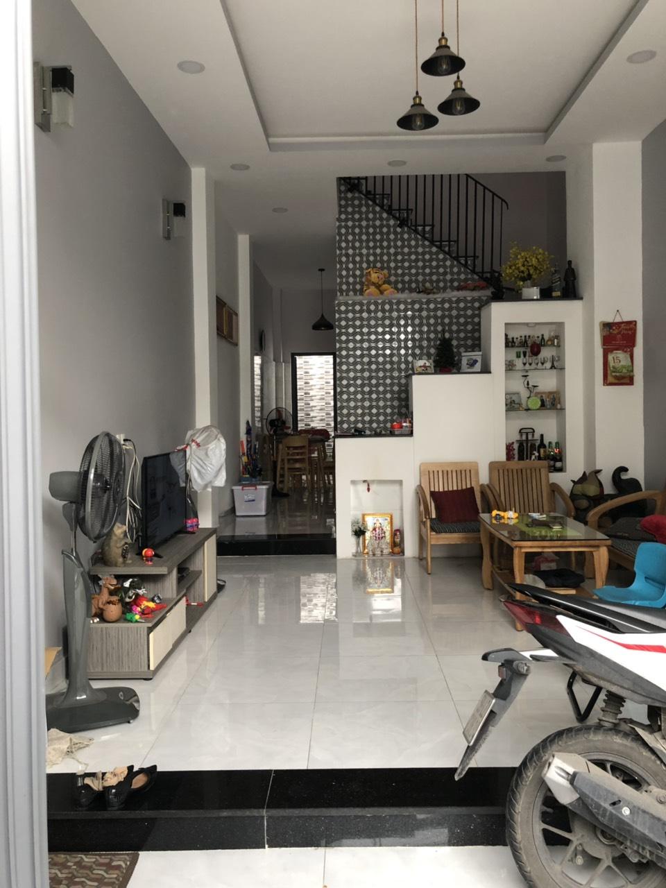Bán nhà hẻm 2941 Phạm Thế Hiển phường 7 Quận 8. DT 4x15m, 2 lầu BTCT