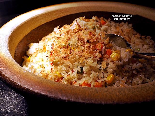 Nasi Goreng Sayur 'Chinese Style' Vegetable Fried Rice