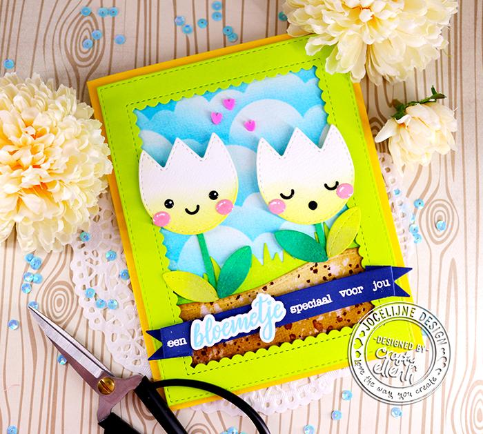 #Jocelijne #Carlijndesign #Jocelijnedesign #handmadecard #cardmaking #stamping #hellocard #friendshipcard #card #cardmaking #flowercard #handmade #dieset #paperart #hobby #flowersformomdieset #distressink #bloemetjestampset #papierkunst #dutchcardmaker #cloud9crafts #doeading #scrapenco #noorenzo