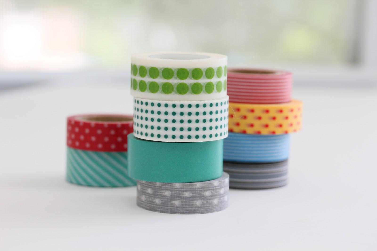 Washi Tape Stickers Craft Stash Bash 12 Little