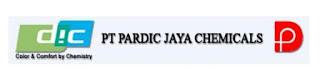 Lowongan Kerja PT Pardic Jaya Chemicals Tangerang, Banten