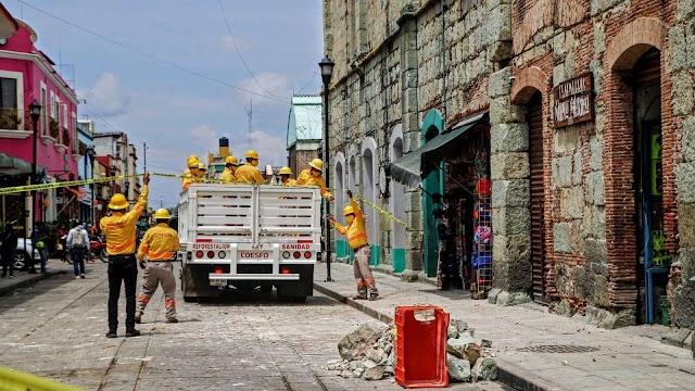 Többen meghaltak a dél-mexikói földrengésben, károk keletkeztek a fővárosban is