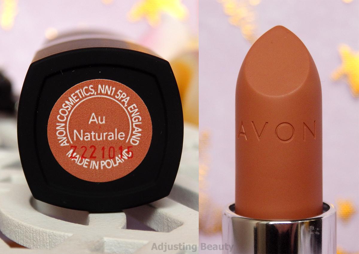 Avon True Color Perfectly Matte Lipstick Marvelous Mocha