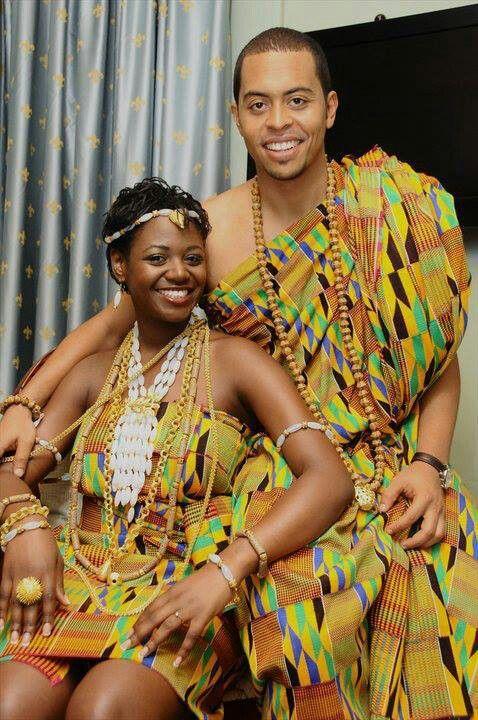 Latest Ankara Styles For Couples