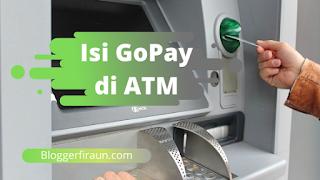 Cara isi GoPay dengan mudah menggunakan ATM bank yang ada di Indonesia