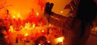 Hechizos para protección contra la brujería