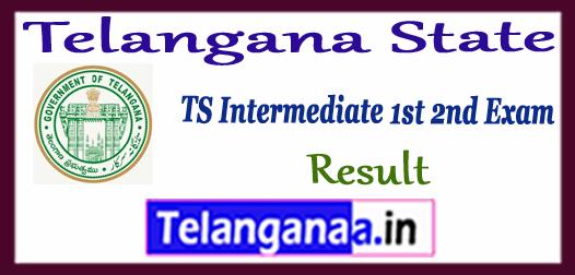 Telangana TS Inter 1st 2nd Year Exam Adv.Supply Results 2018