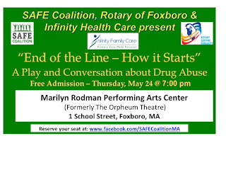 "'End of the Line – How it Starts."" - May 24"