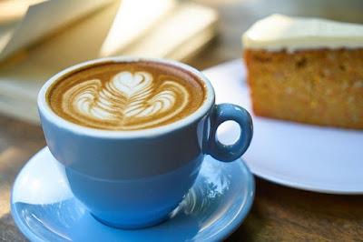 Coffee bookshop