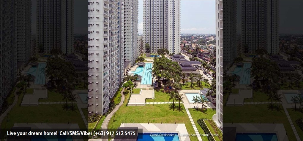 Amenities | SMDC Grass Residences - 1 Bedroom | Condominium for Sale Quezon City