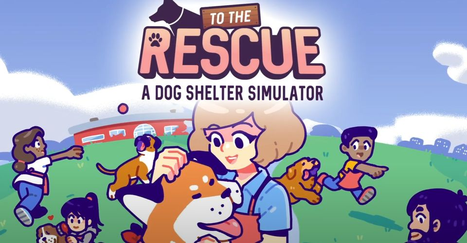 The Petfinder Foundation, Dog Shelter Sim To The Rescue!