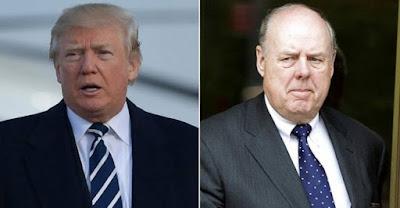 استقالة كبير محاميي ترامب