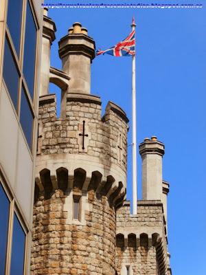 Torre del cuartel de la honorable Compañia de Artillería
