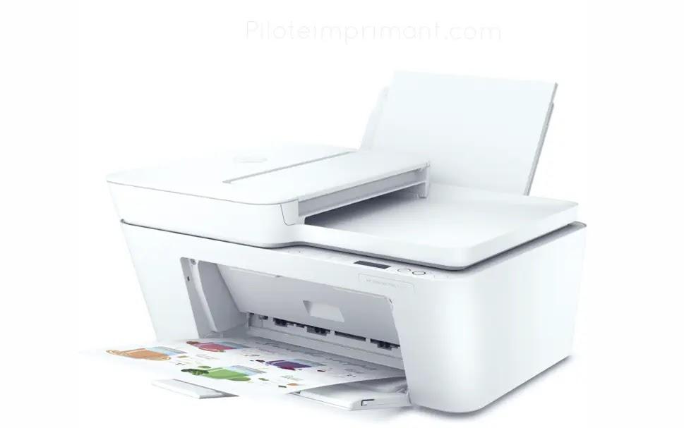 Pilote HP DeskJet Plus 4120