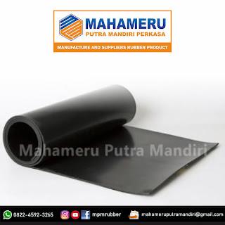 rubber sheet karet lembaran