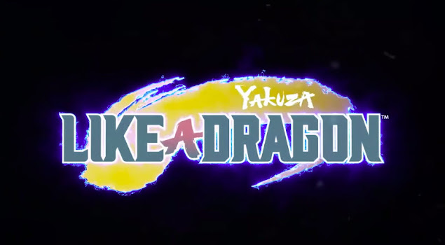 Logo of Yakuza: Like a Dragon