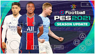 Download eFootball PES 2021 PPSSPP Camera PS4 Best HD Face & Full New Transfer